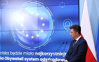 Michał Dworczyk: Wyczerpały się zasoby chętnych do szczepień