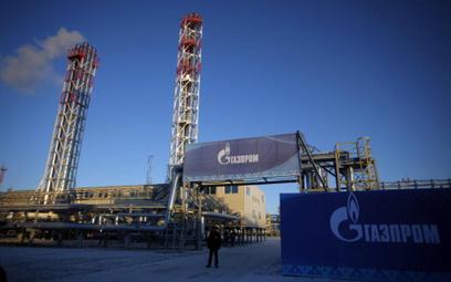 Gazprom tnie inwestycje