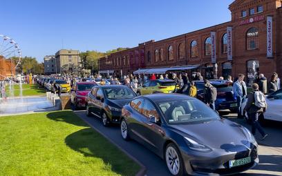 Największy zlot elektrycznych aut w Polsce