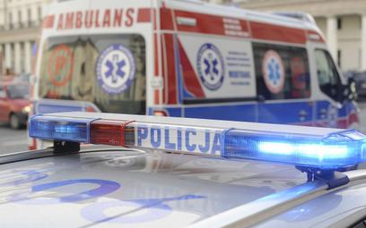 Strzelanina w Świnoujściu. Poszkodowany trafił do szpitala
