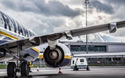 Lotnisko w Modlinie: Najlepszy lipiec w historii