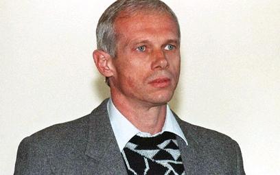 Janusz Waluś odsiaduje dożywocie za zabójstwo dokonane w 1993 r.