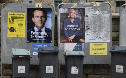 Skąd Marine Le Pen i Emmanuel Macron mają pieniądze na kampanię?