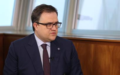 #RZECZoBIZNESIE: Michał Krupiński: Nie połączymy Pekao z Alior Bankiem