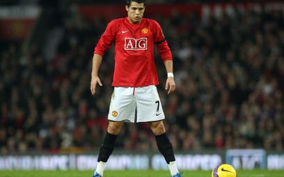 Cristiano Ronaldo wrócił do Manchesteru United
