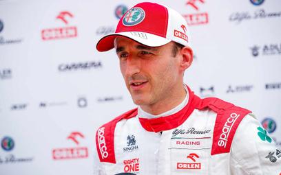 Nieoczekiwany powrót Kubicy na tor Formuły 1