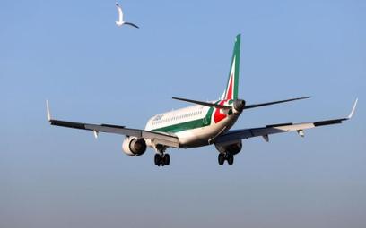 W piątek wiele lotów do Włoch odwołanych