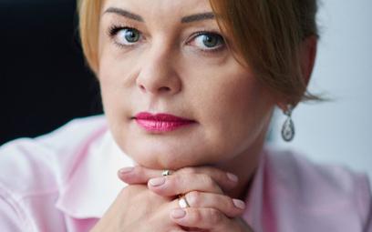 Małgorzata Anisimowicz, kwalifikowany doradca restrukturyzacyjny i prezes zarządu PMR Restrukturyzac