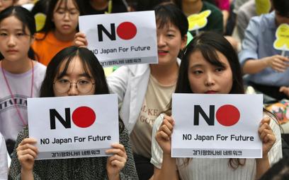 Konflikt Japonii z Koreą Południową: Przeszłość w krainie przyszłości