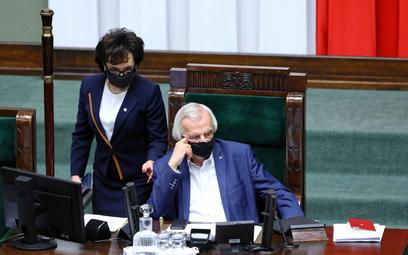 KO składa wniosek o odwołanie Terleckiego z funkcji wicemarszałka Sejmu
