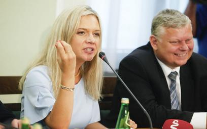 Małgorzata Wassermann nie zrobi wyjątku dla Donalda Tuska