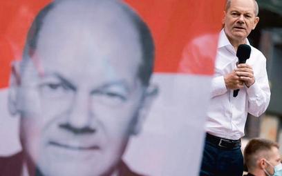 Olaf Scholz (SPD) ma największe szanse, by zostać nowym kanclerzem