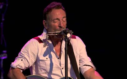 Depresja Bruce'a Springsteena