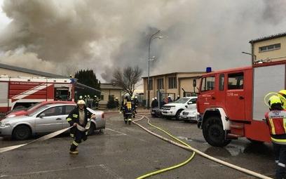 Wybuch gazu w austriackiej przepompowni w Baumgarten spowodował wstrzymanie dostaw rosyjskiego surow