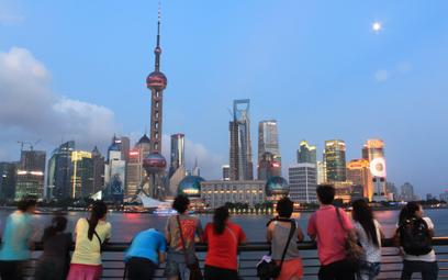 Połowa ankietowanych studentów chce mieszkać w największych chińskich metropoliach takich jak Szangh
