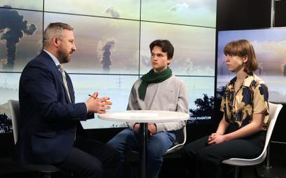 Młodzi walczą o klimat