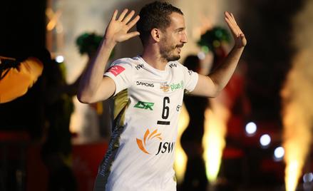 Francuski rozgrywający Benjamin Toniutti od sezonu 2021/2022 będzie występować w zespole Jastrzębski
