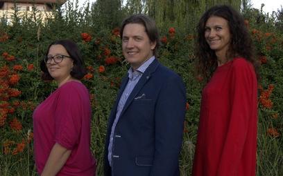 Dagmara Rut, Edyta Banasik i Przemysław Kołak stworzyli startup, który wprowadza zioła do chemii gos