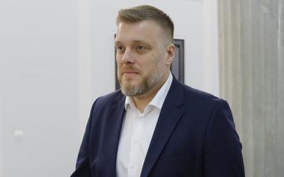 Adrian Zandberg, poseł Nowej Lewicy