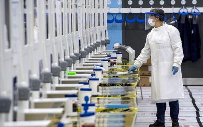 Kanary wskazują, gdzie w Polsce można zrobić test na koronawirusa