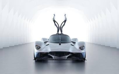 Aston Martin Valkyrie: Najbardziej ekstremalny supersamochód, jaki powstanie