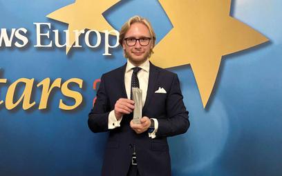 Prezes Ford Polska z prestiżową nagrodą