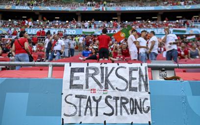 Eriksen będzie miał wszczepione urządzenie przywracające rytm serca
