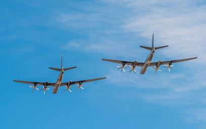 Bombowce Tu-95 produkowane są seryjnie od 1956 roku. Jedna z maszyn brała udział w zrzucie Car Bomby