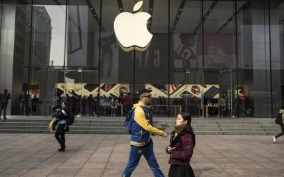 Apple wychodzi z Chin
