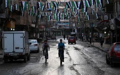Świat bezczynny wobec syryjskiej wojny domowej