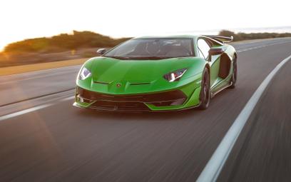 Volkswagen rozważa sprzedaż Lamborghini