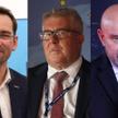 Sebastian Świderski – były wybitny siatkarz, Ryszard Czarnecki – wpływowy polityk PiS-u i Jacek Kasp