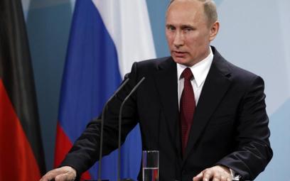 Władimir Putin wierzy w Nord Stream-2