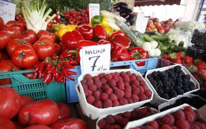 Ceny żywności nakręciły inflację