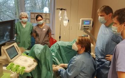 Pionierska operacja raka prostaty przeprowadzona w Polsce