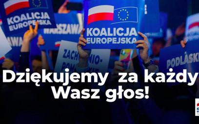 Grzegorz Schetyna: To dopiero pierwsza połowa meczu