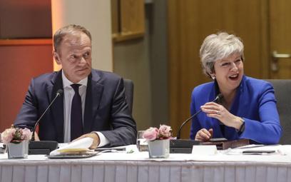 Wielka Brytania dostała kolejne pół roku na brexit