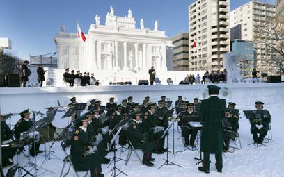 Chopin na Festiwalu Śniegu w Sapporo