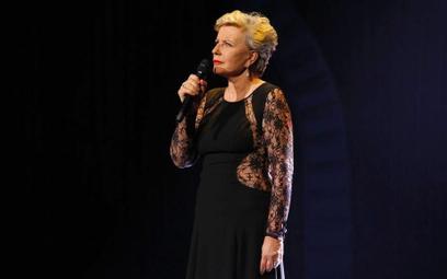 Krystyna Janda, dyrektorka Teatru Polonia i Och-Teatr. Fot./Sławomir Mielnik