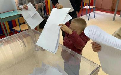 Na wybory weź własny długopis