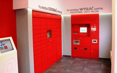 20 tys. automatów odbioru przesyłek Poczty Polskiej