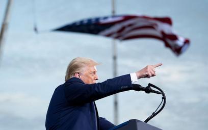 W Europie może powstać jezioro Donalda Trumpa