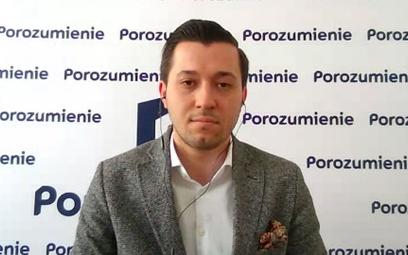 Wicerzecznik Porozumienia: Nie chciałbym żyć w Polsce, w której jest tylko jedna narracja