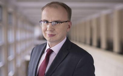 Radosław Domagalski-Łabędzki, członek zarządu PGZ. Fot./materiały prasowe