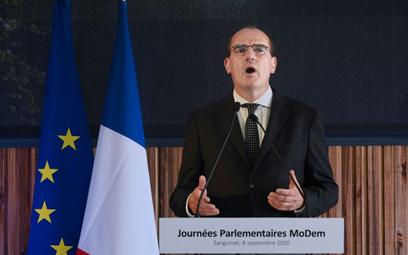 Premier Francji przejdzie test na COVID-19. Miał kontakt z zakażonym