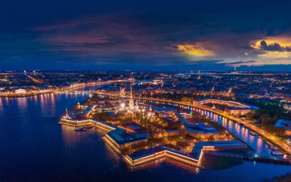 Petersburg i Moskwa w 48 godzin