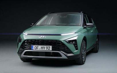 Najmniejszy SUV Hyundaia wyceniony. Cena zaskakuje