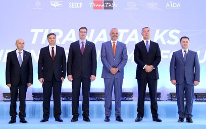 Spotkanie premierów Albanii, Bośni i Hercegowiny, Serbii, Czarnogóry, Macedonii i Kosowa w Tiranie