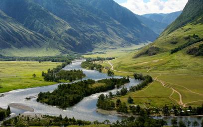Ekolodzy: Wydobycie złota dramatycznie niszczy rzeki Syberii