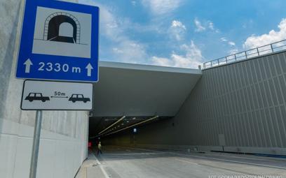 Koniec prac w tunelu pod Ursynowem, ale już trzeba naprawiać nowy most
